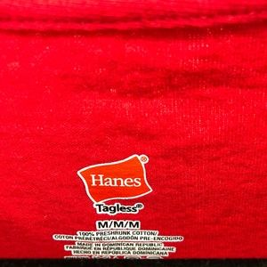 Hanes Shirts - TOM PETTY THE HEARTBREAKERS 40th Tour T-shirt M